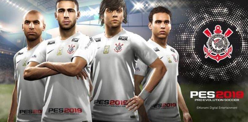 El Corinthians y Konami renuevan su colaboración para PES 2019