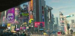 """El mapa de Cyberpunk 2077 se siente como """"una ciudad real"""""""