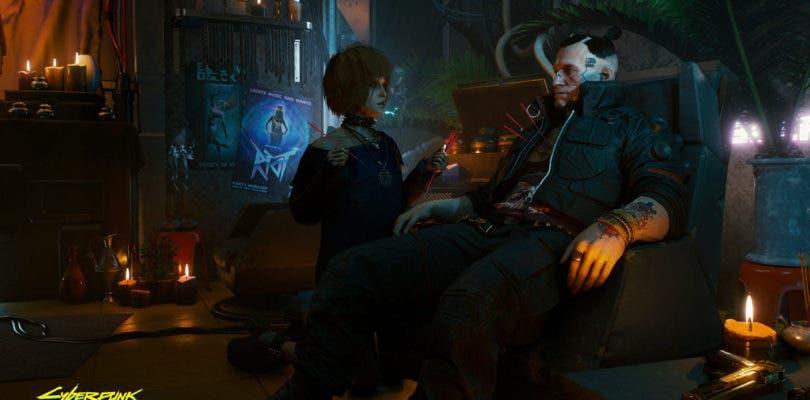 CD Projekt RED vuelve a dejar un mensaje oculto sobre Cyberpunk 2077