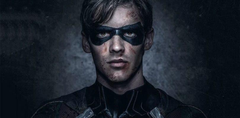 Dick Grayson completará su transformación a Nightwing en la nueva Titans