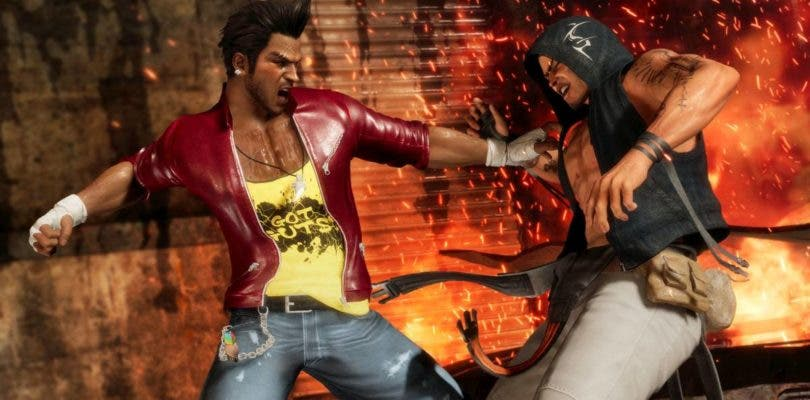 Nuevos combatientes para Dead or Alive 6, el veterano Rig y un nuevo personaje