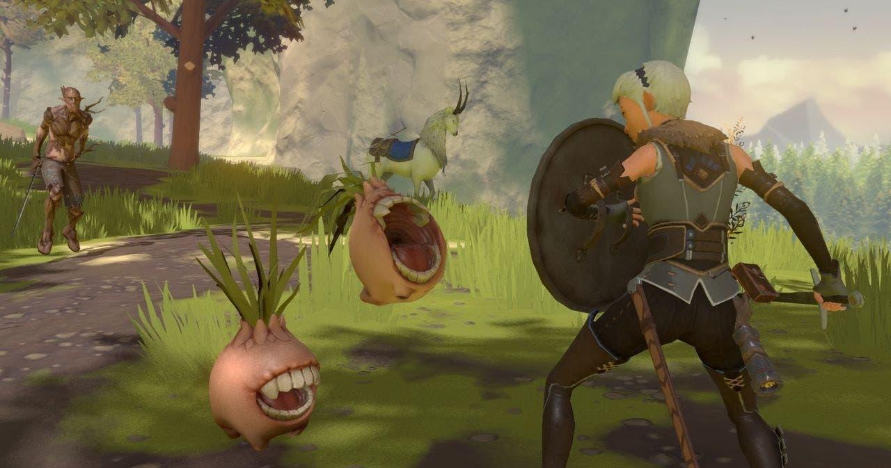 Imagen de El RPG inspirado en el folclore europeo Decay of Logos también se deja ver por la gamescom 2018
