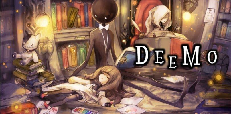 El título musical Deemo tambien contará con compatibilidad con el piano de Nintendo Labo