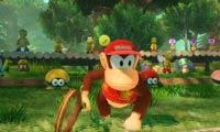 Diddy Kong muestra sus habilidades con la raqueta en el nuevo tráiler de Mario Tennis Aces
