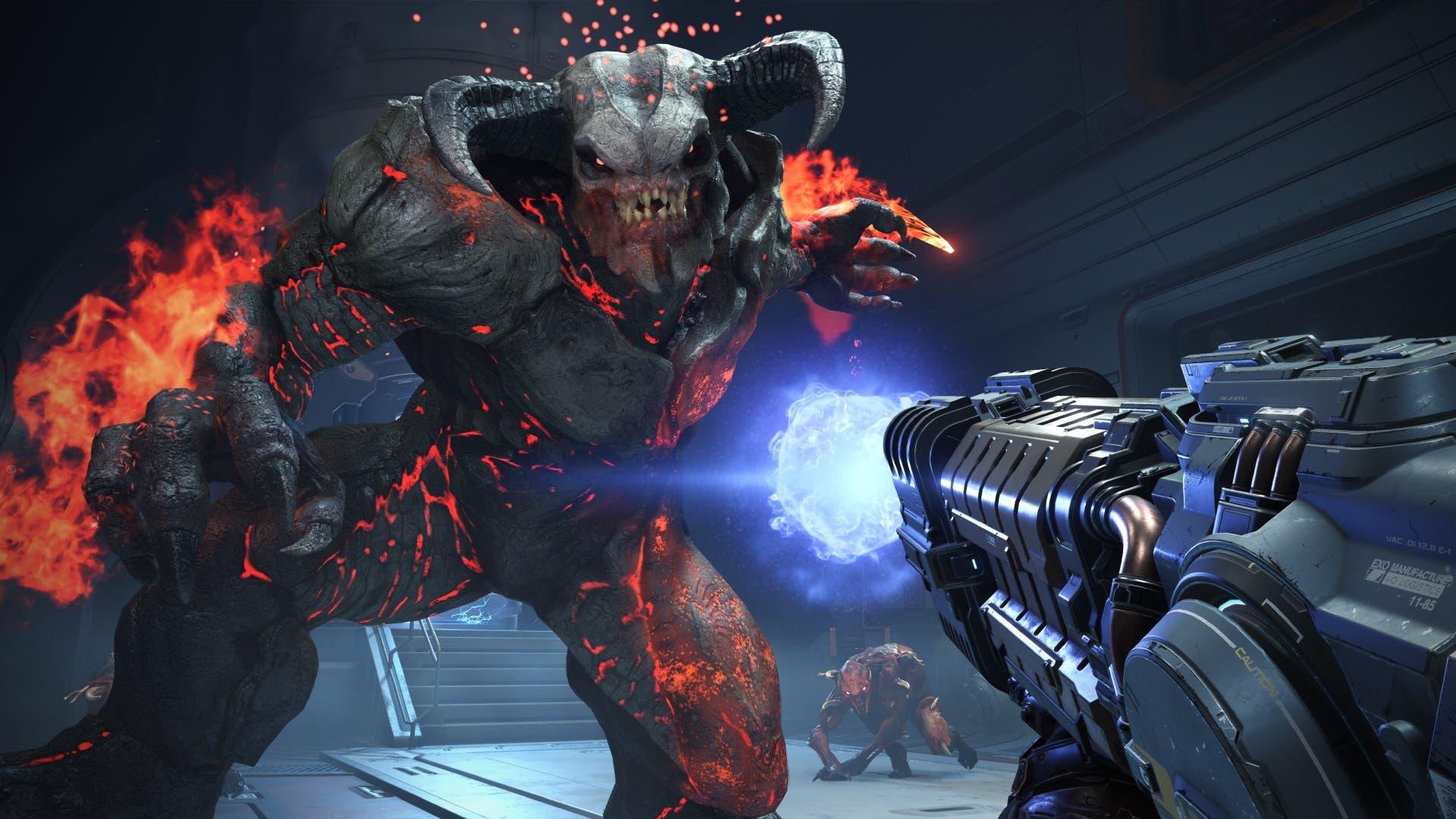 Imagen de Doom Eternal permitirá deshabilitar las invasiones de otros jugadores