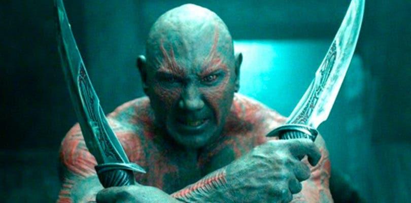 Dave Bautista abandonará Guardianes de la Galaxia Vol. 3 si no mantienen el guion de James Gunn