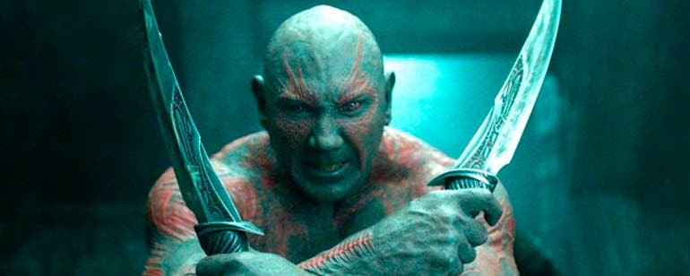 Imagen de Dave Bautista abandonará Guardianes de la Galaxia Vol. 3 si no mantienen el guion de James Gunn