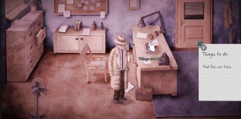 Earthworms nos presenta al detective privado Daniel White en una aventura surrealista para Switch