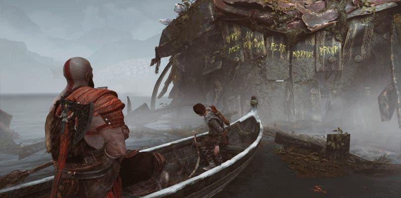God of War desvela el secreto mejor guardado del bote de Kratos y Atreus