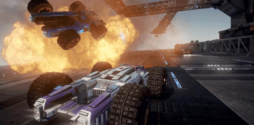 El juego de conducción GRIP: Combat Racing pone fecha a su lanzamiento