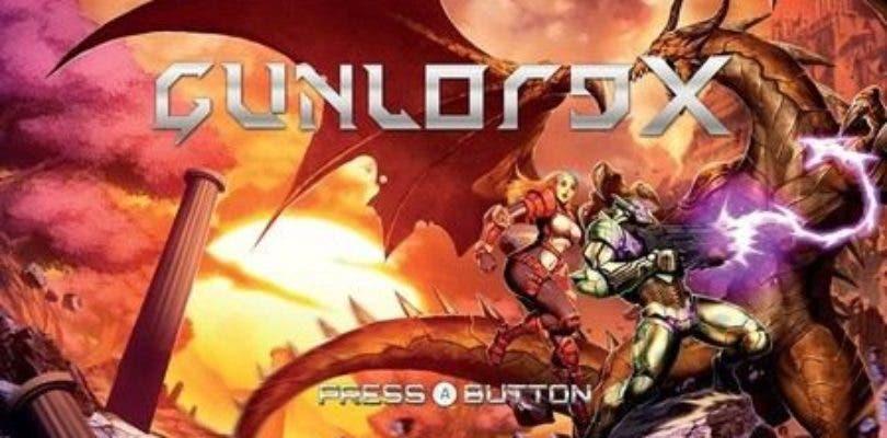 Gunlord X de NeoGeo llegará a Nintendo Switch próximamente