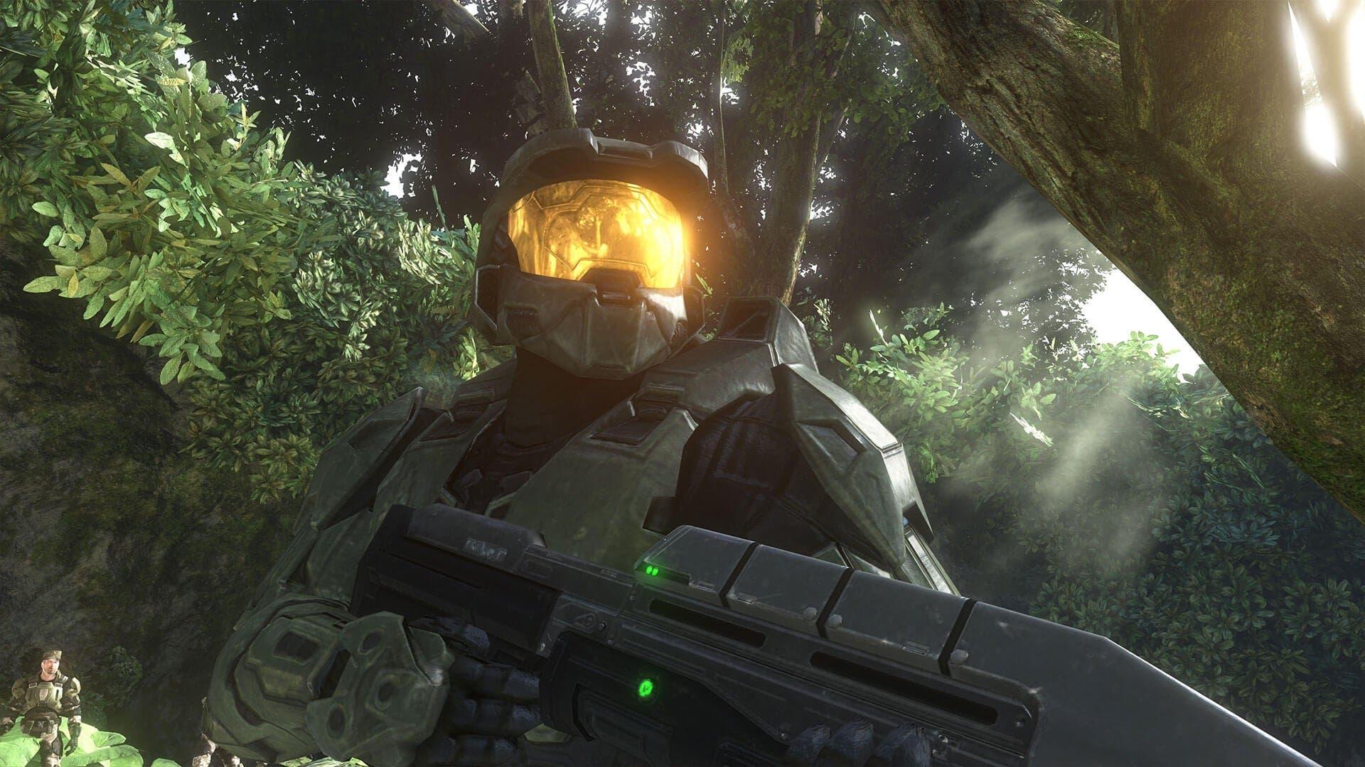 Imagen de Halo: The Master Chief Collection se actualiza y ya es compatible con 4K y HDR