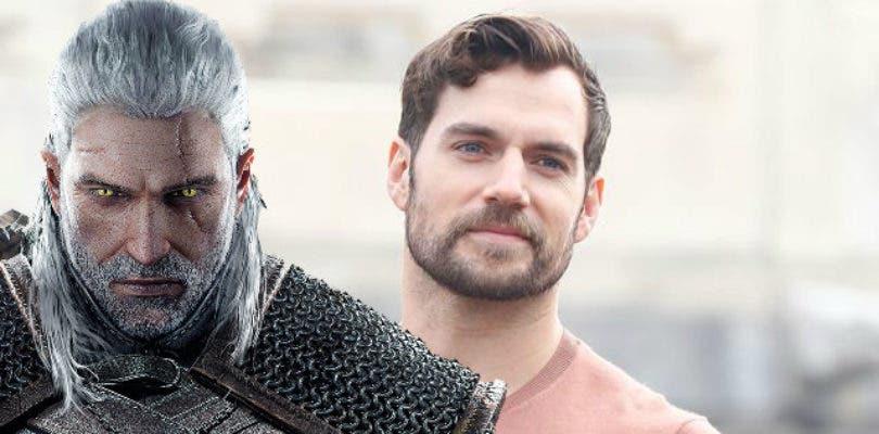 Henry Cavill interesado en interpretar a Geralt en la serie de Netflix sobre The Witcher