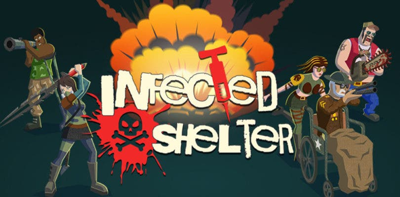 Infected Shelter, nuevo roguelite de corte RPG multiplataforma a la vista