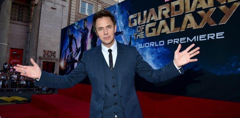 James Gunn regresa a Guardianes de la Galaxia Vol. 3 como director