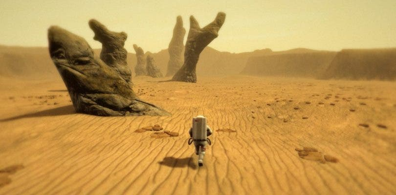 Lifeless Planet llevará su aventura espacial a Switch el mes que viene