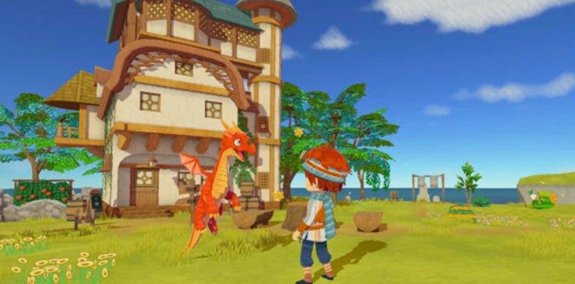 Little Dragon's Café muestra su segundo tráiler con la recolección como protagonista