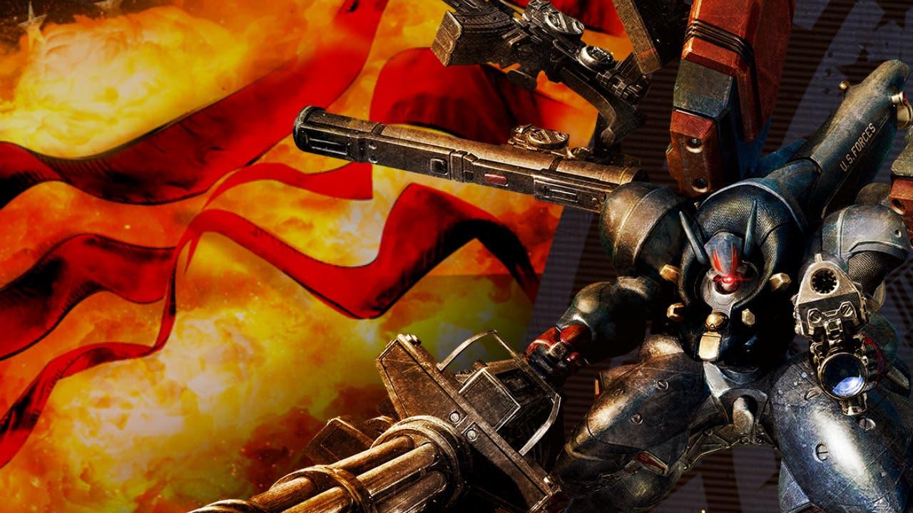 Imagen de Metal Wolf Chaos XD se retrasa hasta mediados de 2019