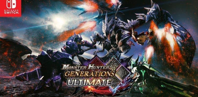 La demo de Monster Hunter Generations Ultimate ya está disponible en la eShop española