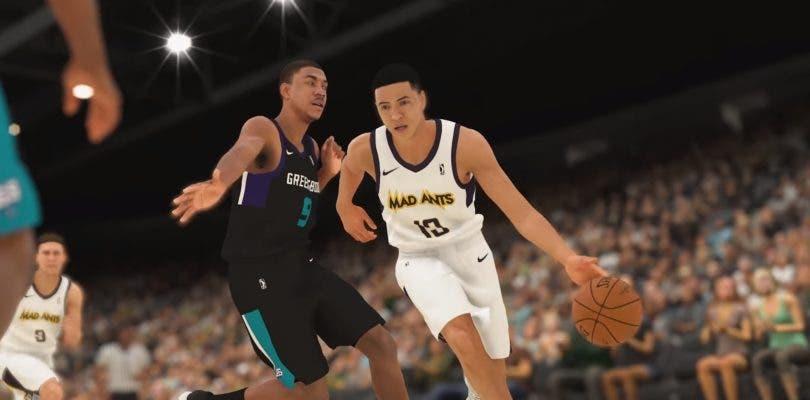 NBA 2K19 luce el modo Mi Carrera con un impresionante primer tráiler