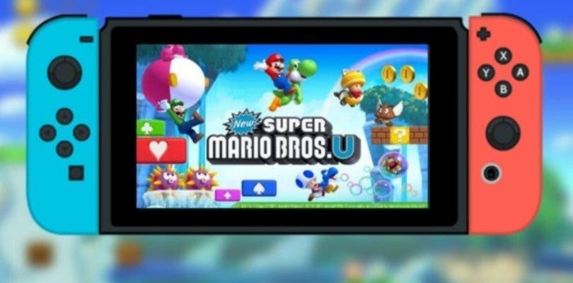 New Super Mario Bros. U podría estar de camino a Nintendo Switch