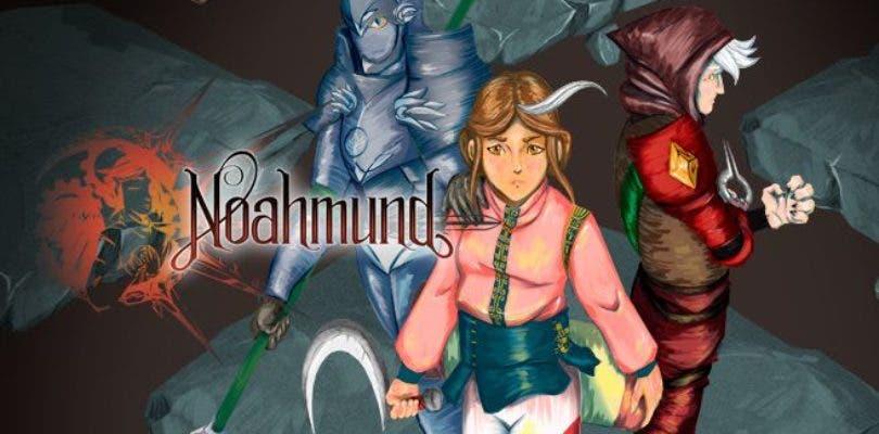 Noahmund, el JRPG español, ya está disponible en Steam