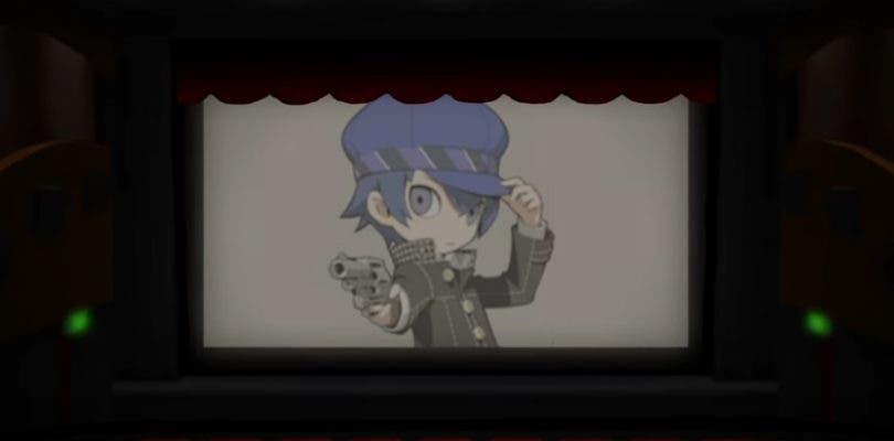 Naoto está al frente del siguiente tráiler de Persona Q2: New Cinema Labyrinth