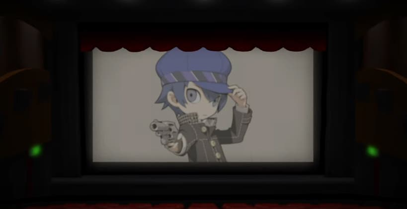 Imagen de Naoto está al frente del siguiente tráiler de Persona Q2: New Cinema Labyrinth