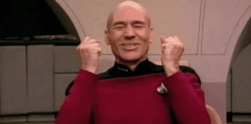 Patrick Stewart volverá como Jean Luc-Picard en una nueva serie de Star Trek