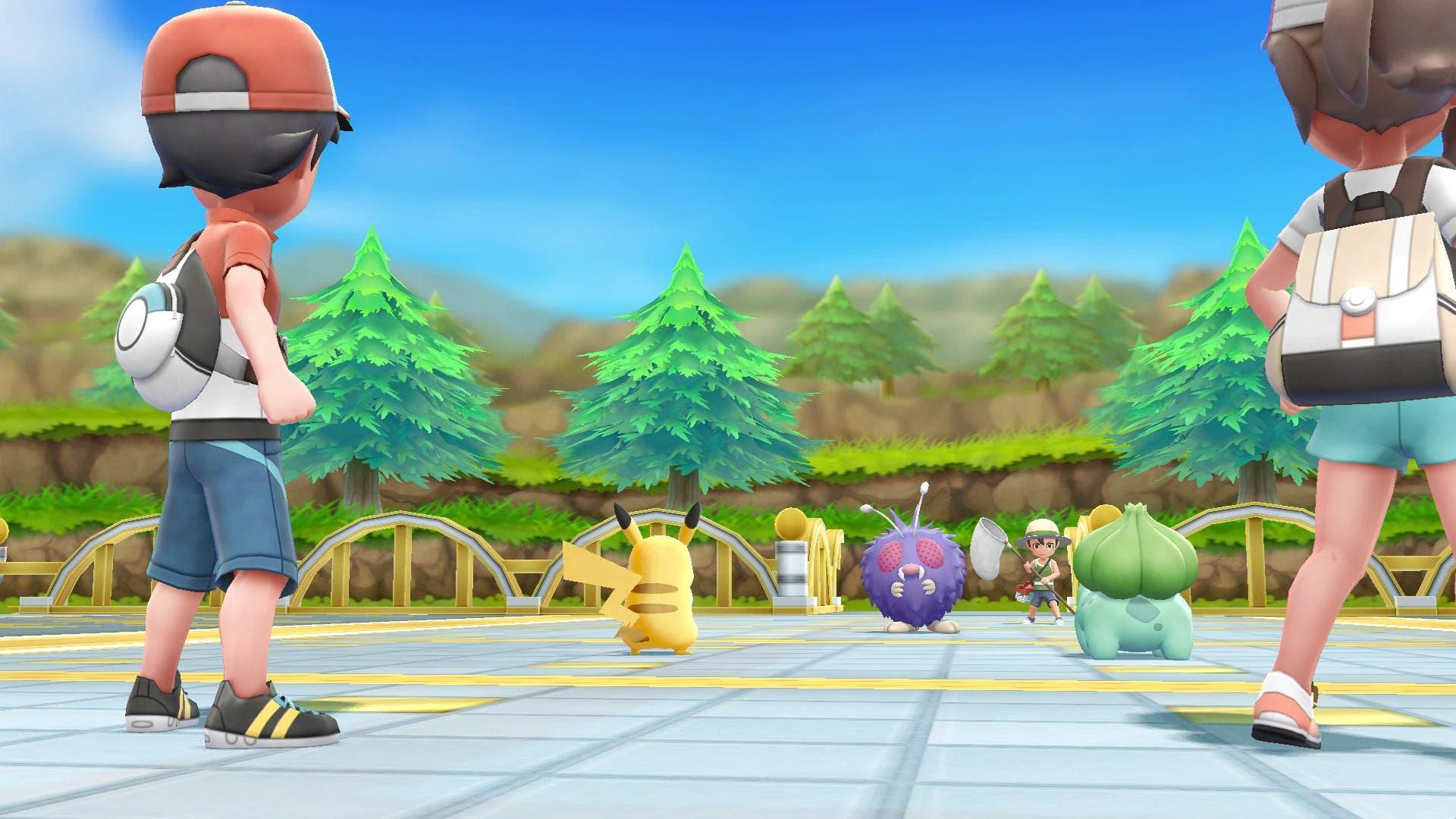 Imagen de Pokémon Let's Go Pikachu y Eevee muestra cómo será su steelbook