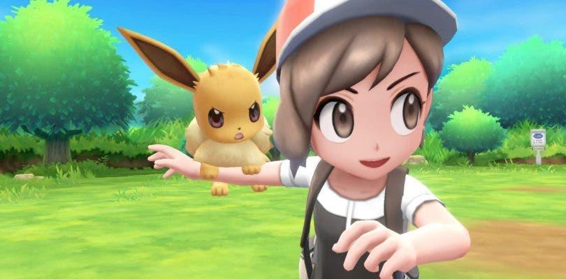 Detallado parte del postgame de Pokémon: Let's Go Pikachu/Evee
