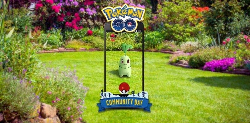 Chikorita protagonizará en Pokémon GO el Día de la Comunidad de septiembre