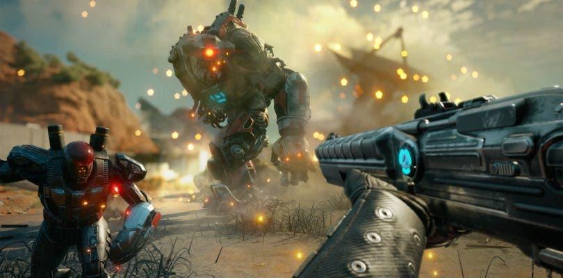 Habilidades, disparos y locuras en el nuevo gameplay de RAGE 2