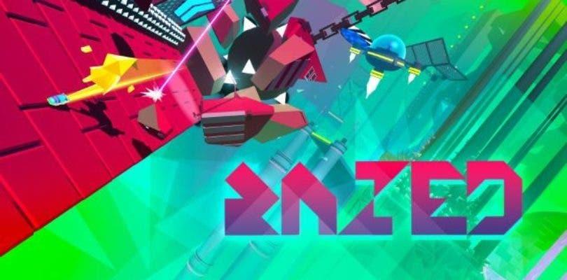 Warpfish Games delimita la fecha de llegada de Razed a sus distintos sistemas