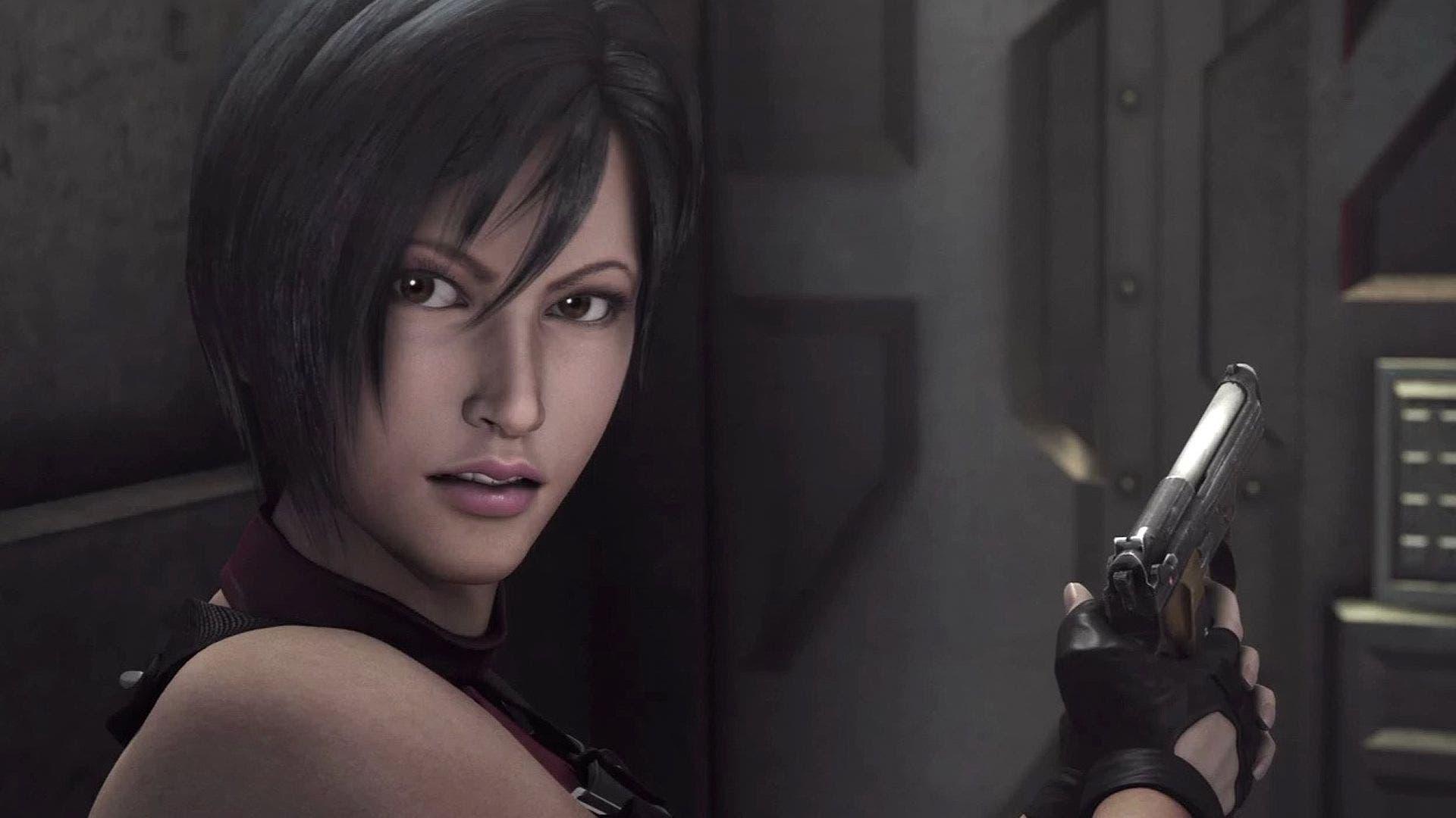 Imagen de Ada Wong tendrá un aspecto diferente al original en el remake de Resident Evil 2
