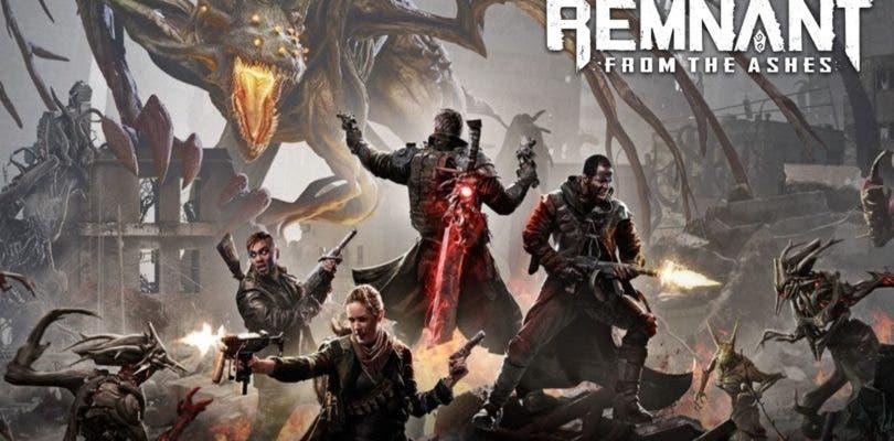 Remnant: From the Ashes es lo nuevo de los creadores de Darksiders III
