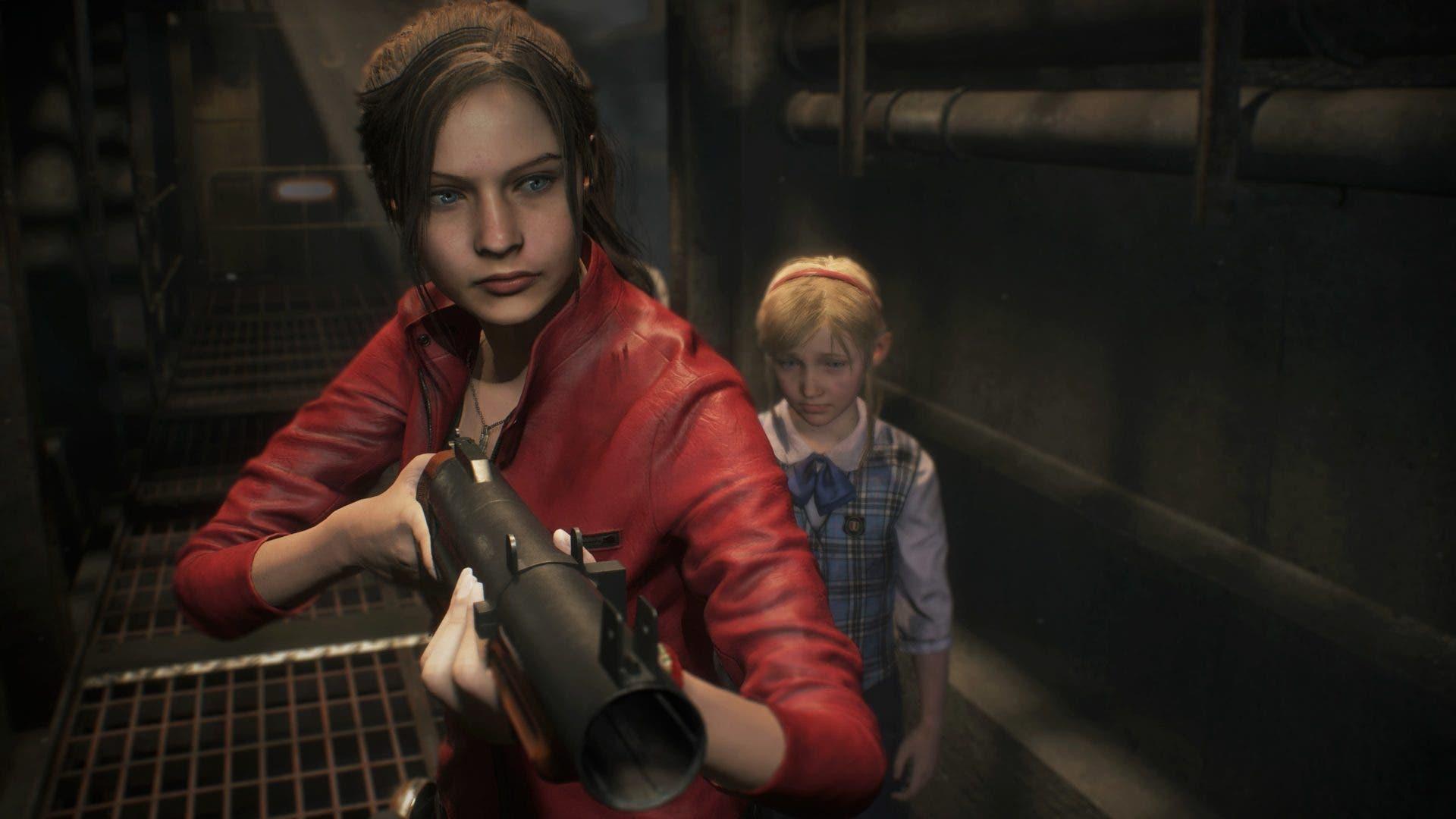 Imagen de Resident Evil 2 Remake tendrá, en sí mismo, el rival más duro a batir
