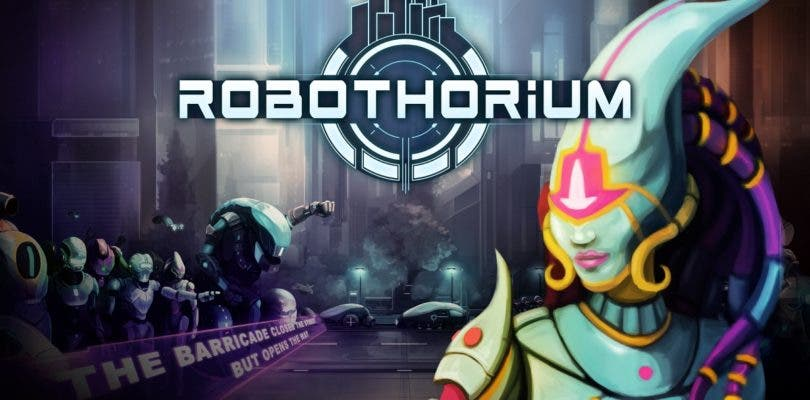 El Dungeon Crawler de ciencia ficción Robothorium confirma su debut en Nintendo Switch
