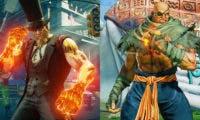 Sagat y G llegan hoy a Street Fighter V