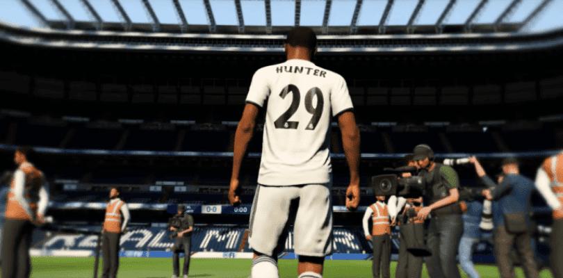 FIFA 19: La tienda oficial del Real Madrid pone a la venta la equipación de Alex Hunter