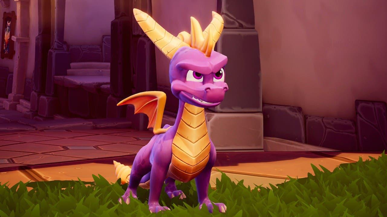Imagen de Spyro es el protagonista de la nueva figura de First 4 Figures