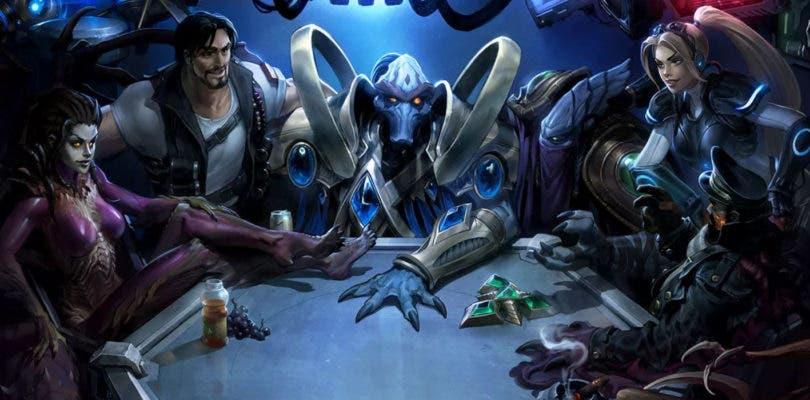 StarCraft 2 inicia su tercera temporada con una nueva actualización