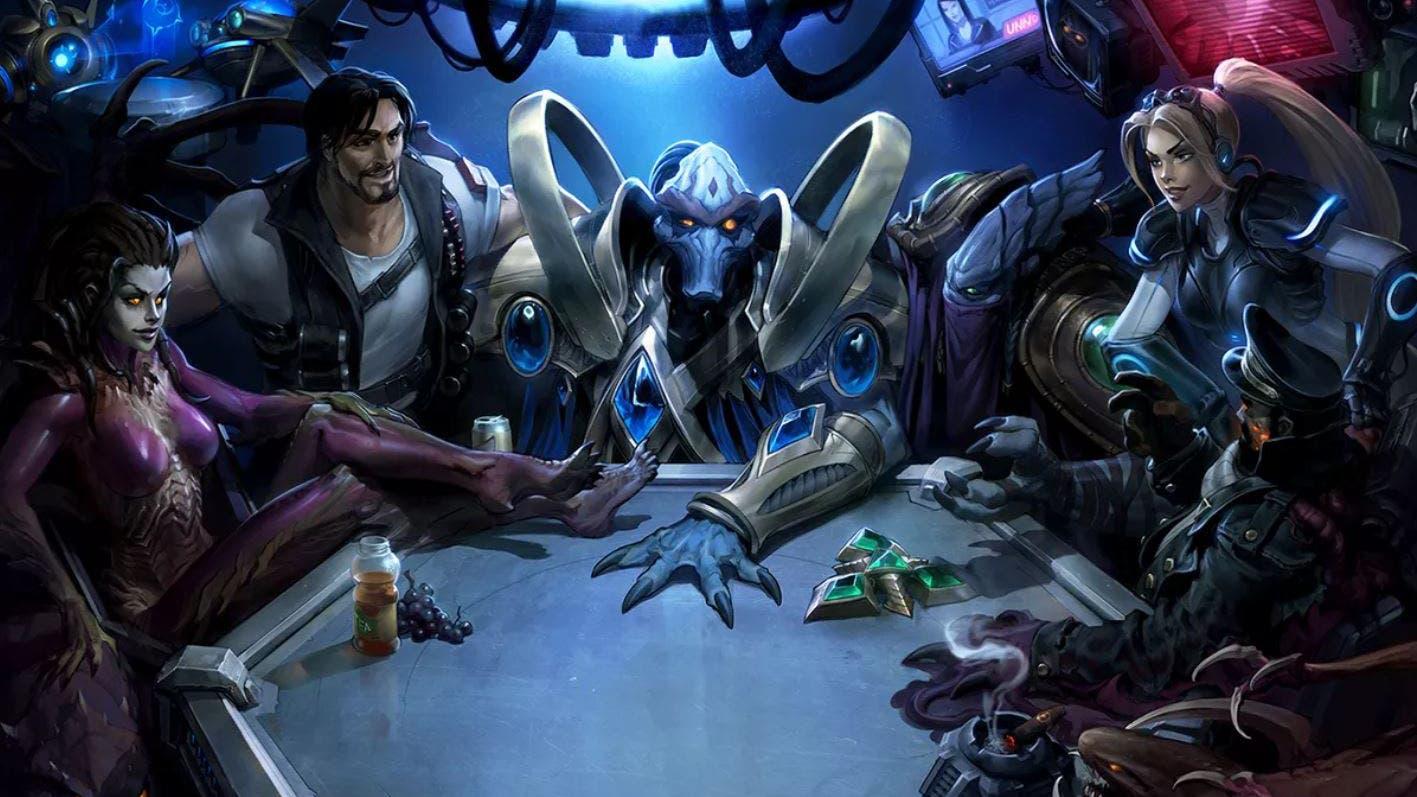 Imagen de StarCraft 2 inicia su tercera temporada con una nueva actualización