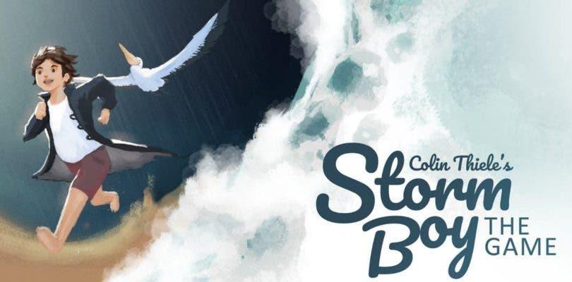 Storm Boy pasará de libro infantil a videojuego para mostrar la amistad entre un niño y un pelícano