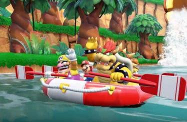 Super Mario Party se deja ver en acción y muestra un nuevo modo de juego