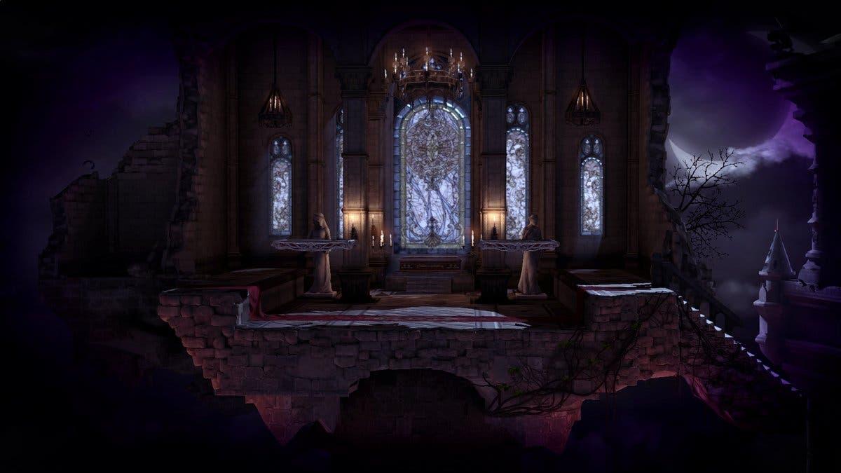Imagen de La serie Castlevania estará presente en Super Smash Bros. con un escenario y dos personajes