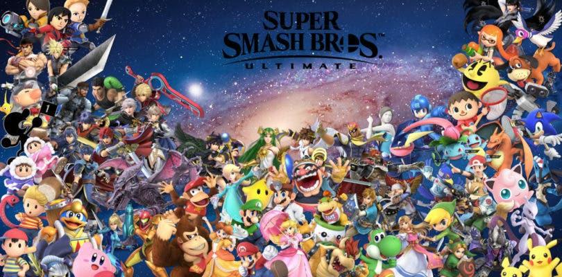 Super Smash Bros. Ultimate presenta un escenario y un tema musical