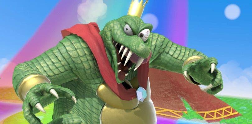 El mítico King K. Rool de Donkey Kong Country llega a Super Smash Bros. Ultimate