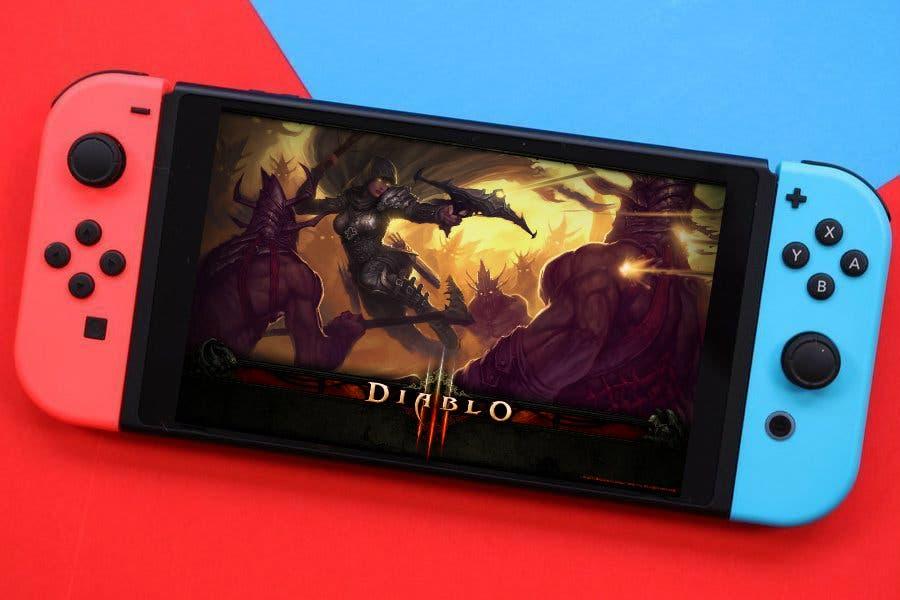 Imagen de Diablo III será el primer juego third party que use la aplicación de chat de Nintendo