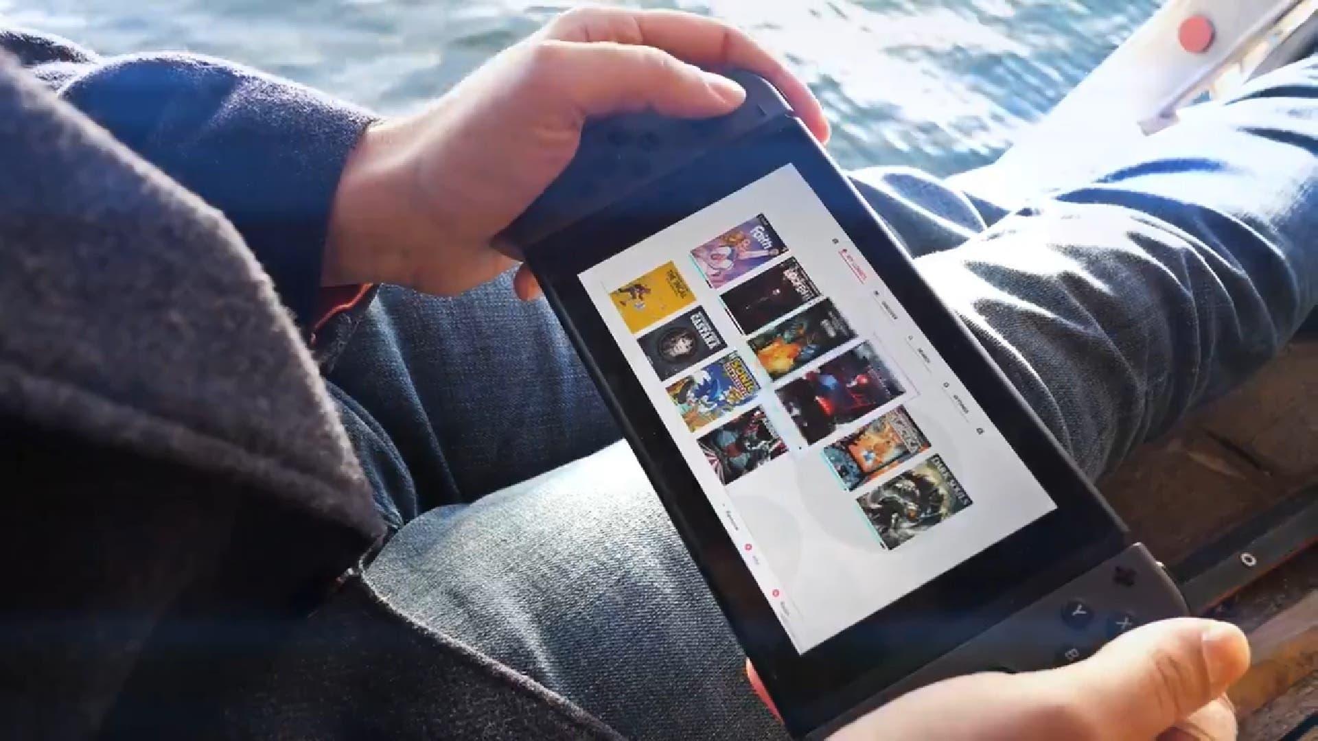 Imagen de La aplicación de cómics por suscripción InkyPen llegará a Nintendo Switch